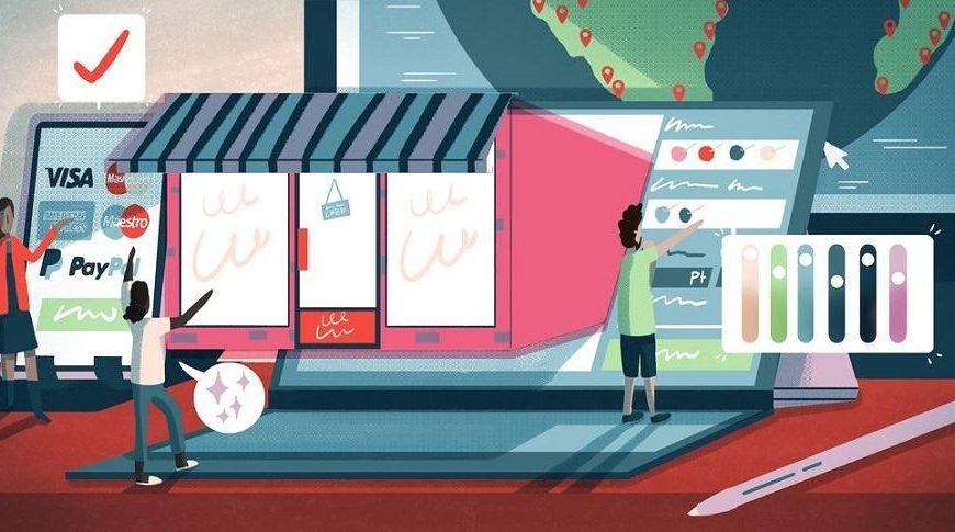 e-commerce shopify